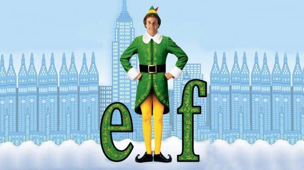 Elf Movie Cover